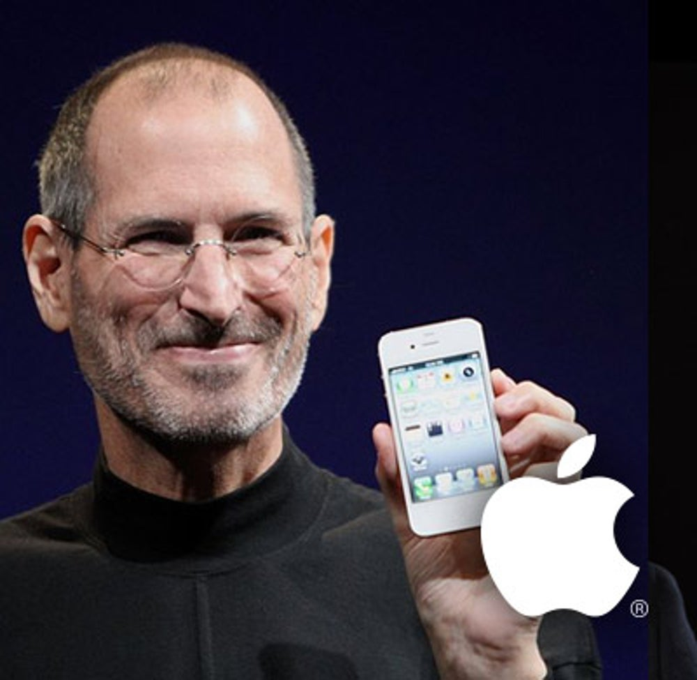 Steve Jobs (Apple CEO from 1996-2011)