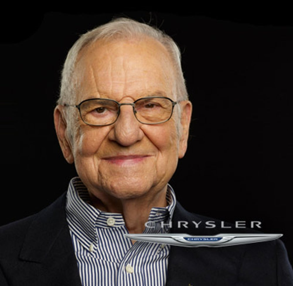 Lee Iacocca (Chrysler CEO from 1979-1992)