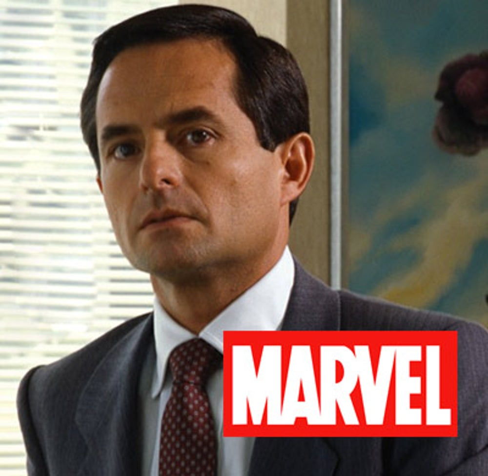 Isaac Perlmutter (Marvel CEO from 2005-present)