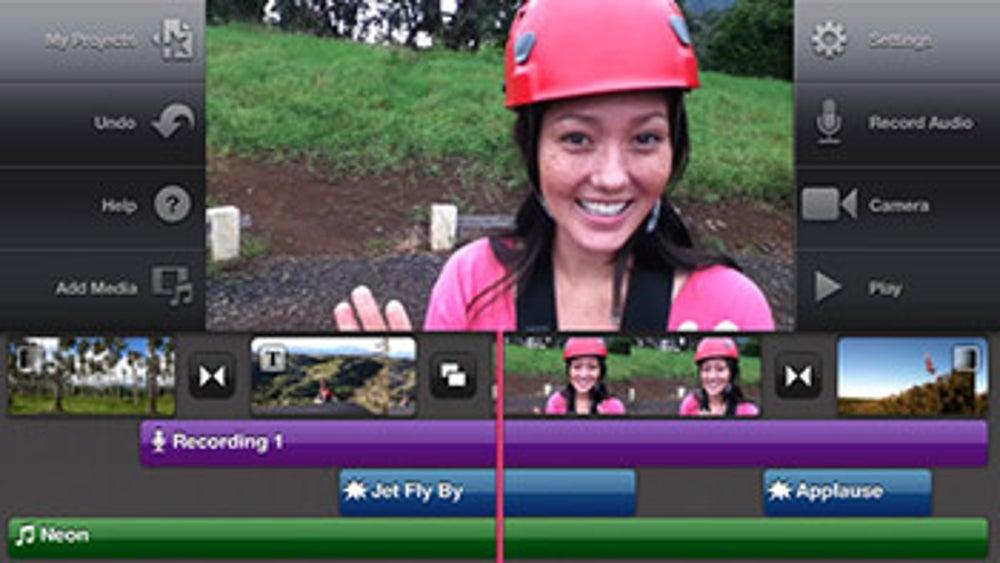 iMovie, an easy way to create movies on your Mac or iPad