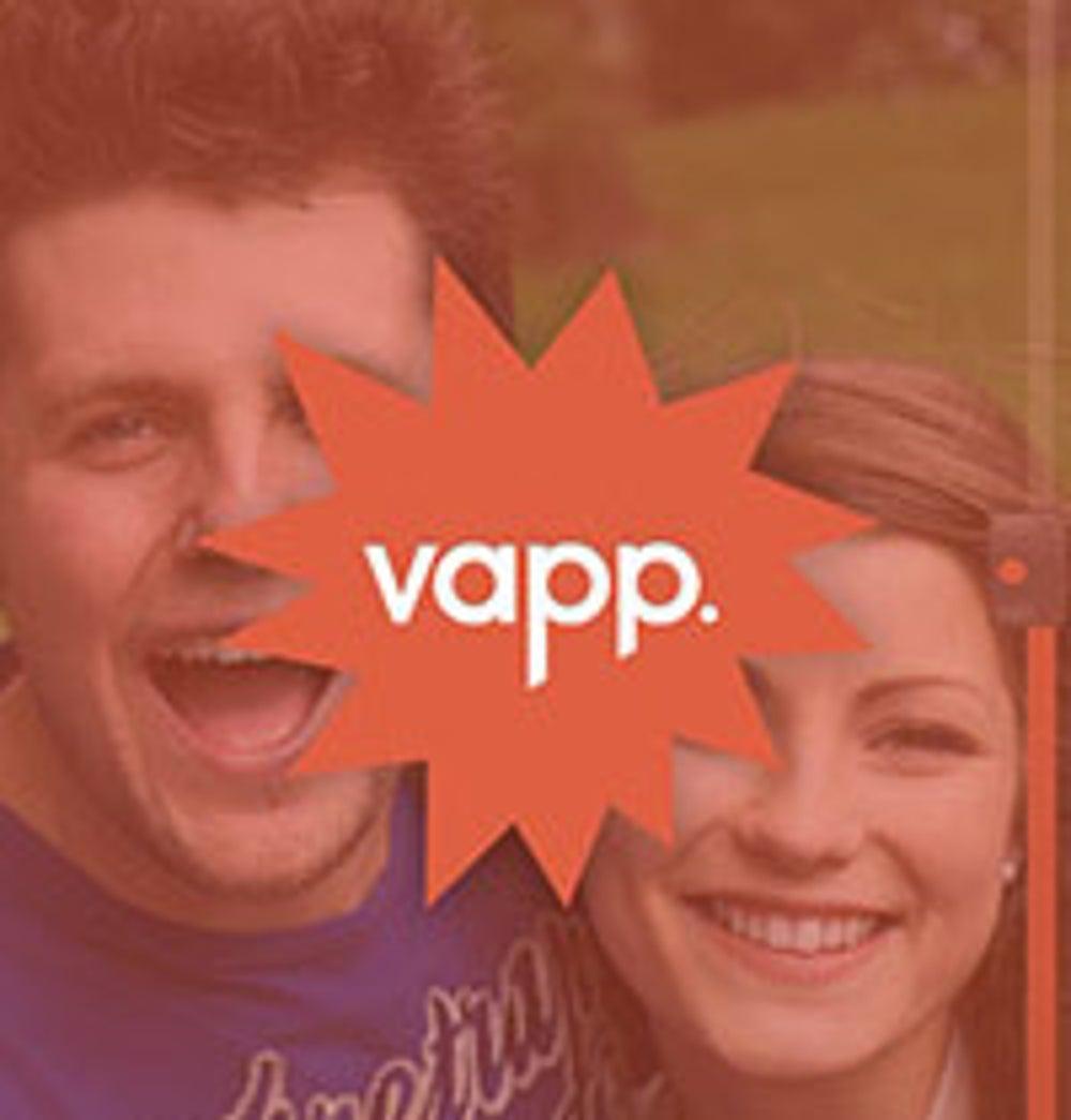 Vapp, take a photo with sound