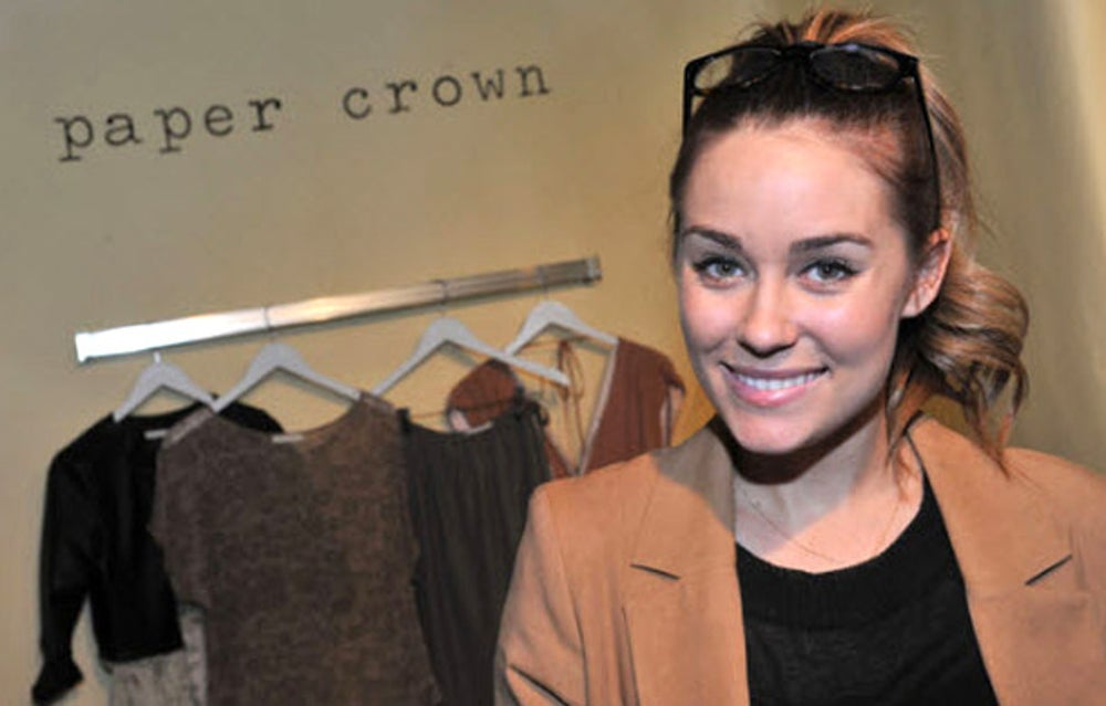 'Laguna Beach' and 'The Hills': Lauren Conrad's clothing line and books