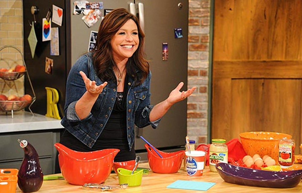 'The TODAY show' and 'Oprah': Rachael Ray's show and products