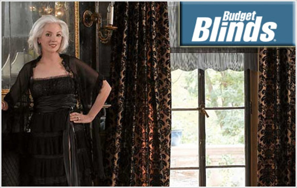 #1 Budget Blinds Inc.