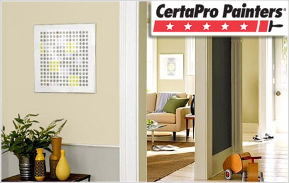 #2 CertaPro Painters Ltd.