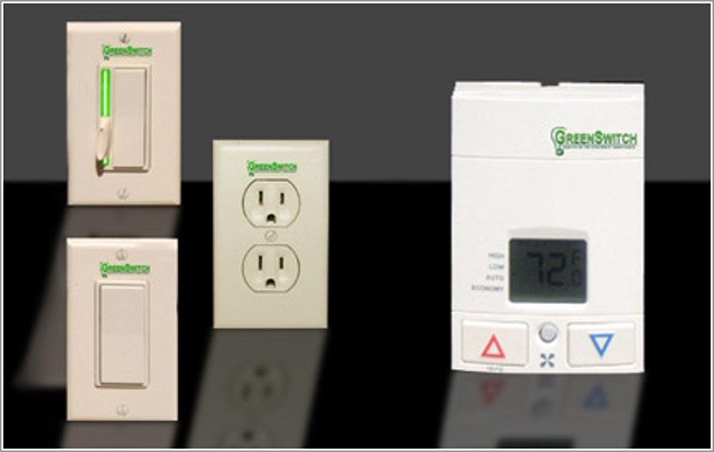 GreenSwitch Wall Plug