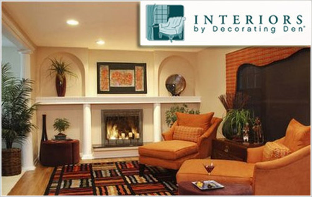 #3 Interiors by Decorating Den