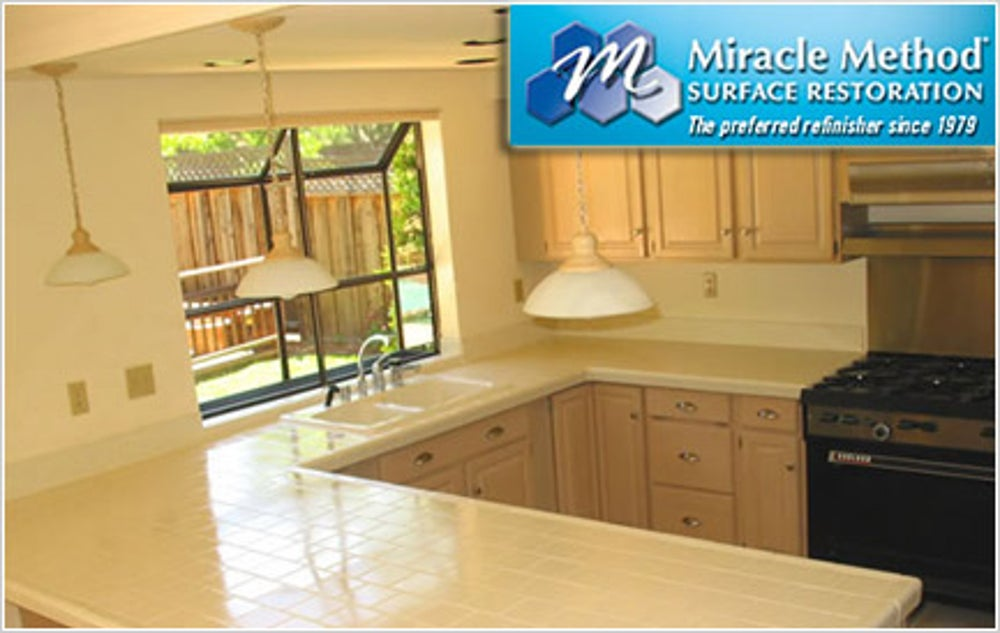#4 Miracle Method Surface Restoration