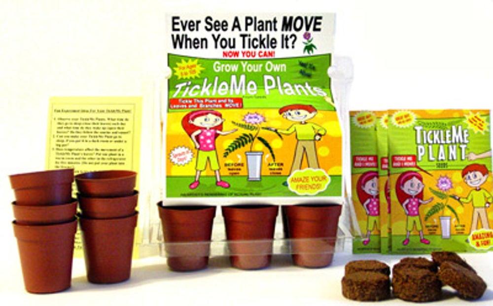 TickleMe Plant Co.