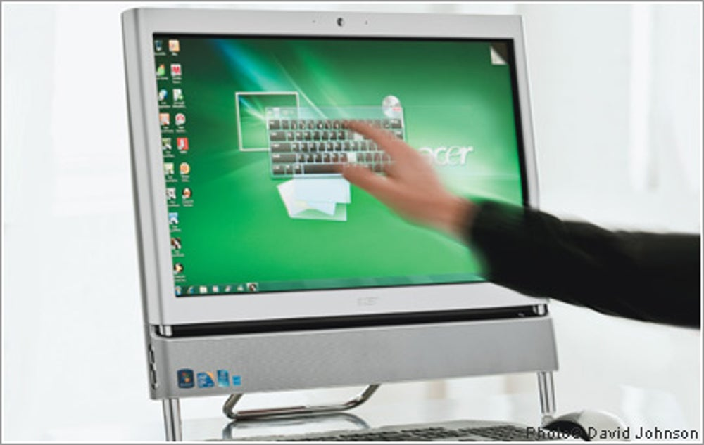 7. Acer Aspire Z5600