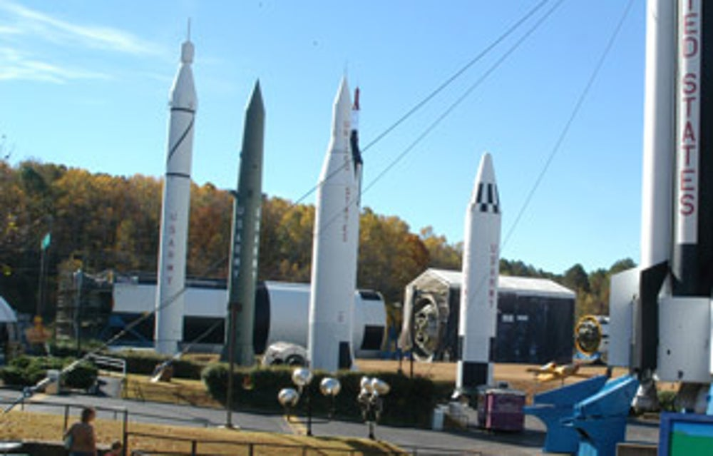 Huntsville Advanced Defense Technology Cluster