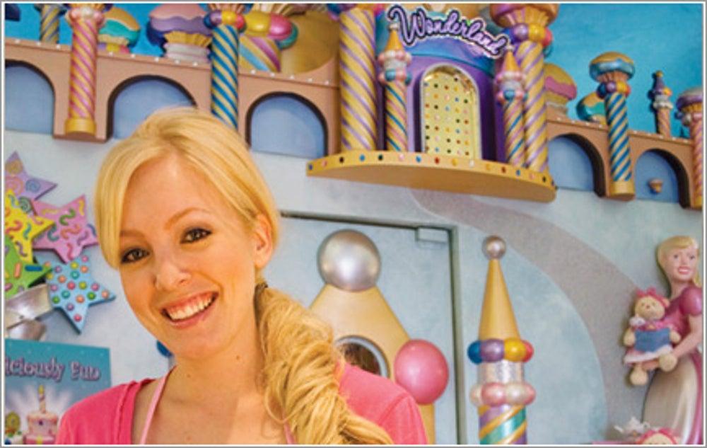 "Allyson Ames - ""Allyson Wonderland"" of Wonderland Bakery"