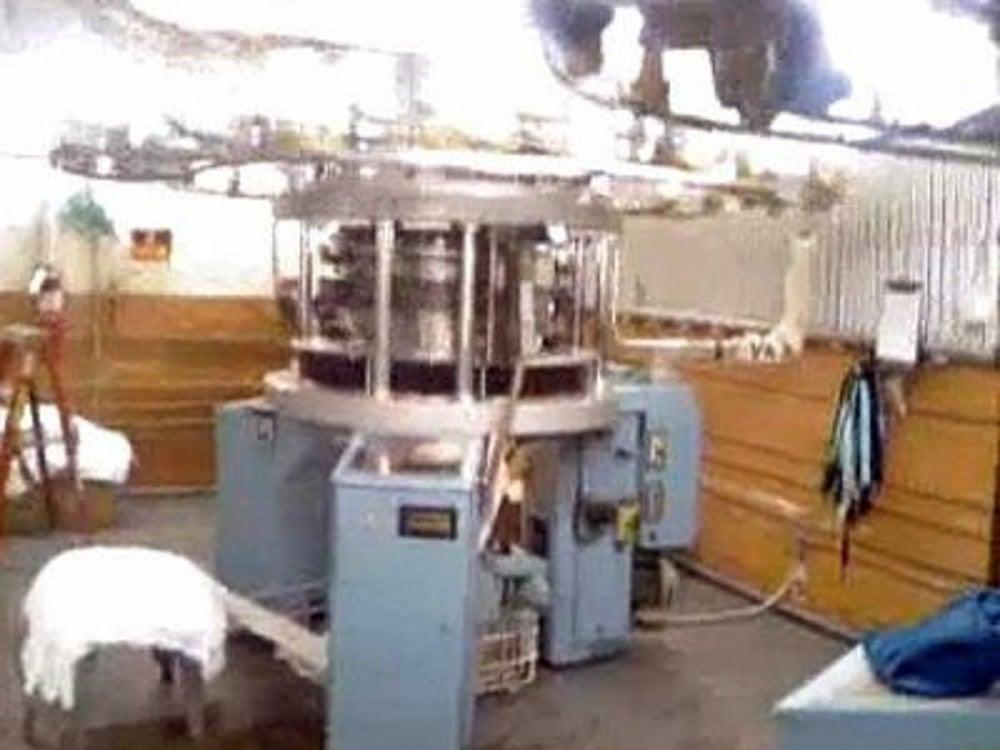 Apparel knitting mills