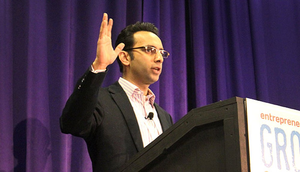 Asheesh Advani offering fresh strategies for raising money