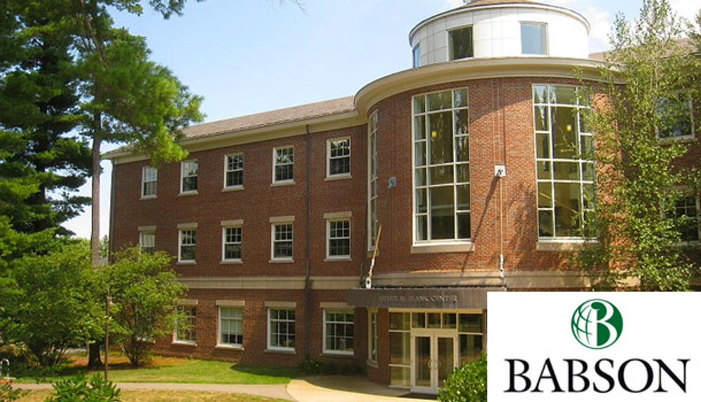 1. Babson College