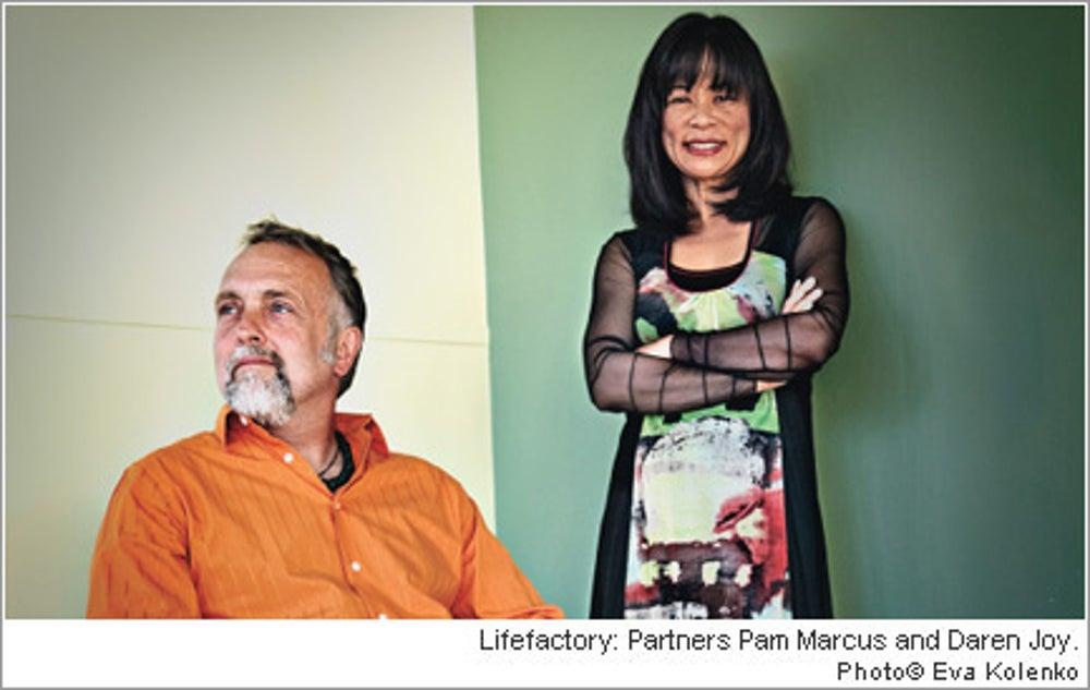 Daren Joy and Pam Marcus