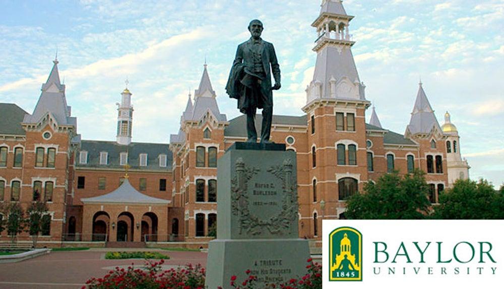 2. Baylor University