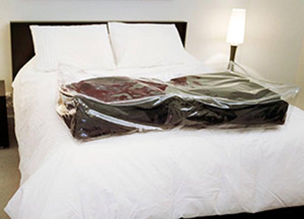 Bed Bug Resistant Garment Bag Encasement