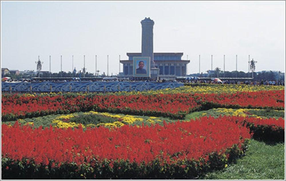 The Beijing Olympics