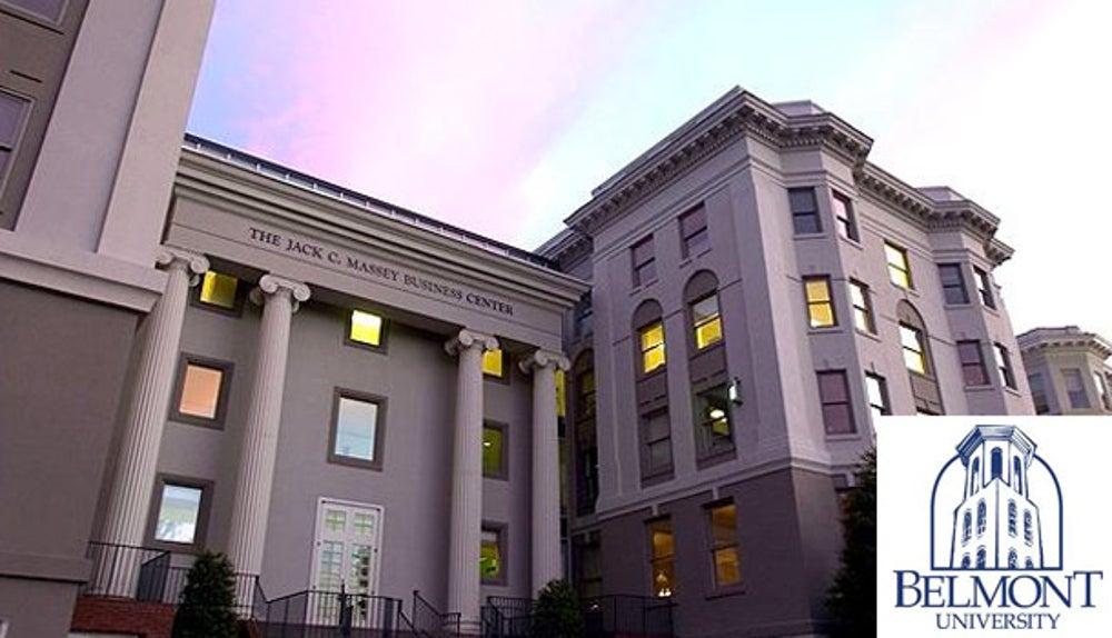19. Belmont University