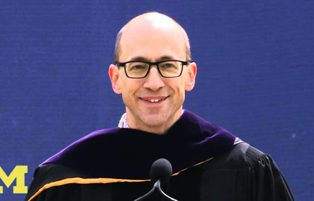 CEO of Twitter Dick Costolo at University of Michigan