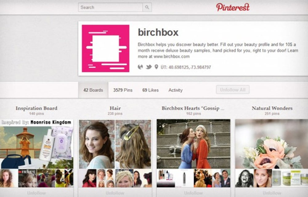 Birchbox: engage your customers