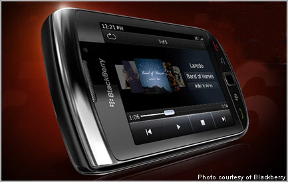 2. BlackBerry Torch