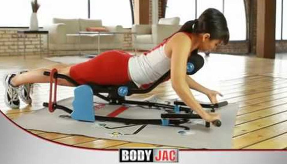 Body Jac, a fitness device