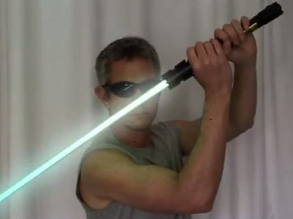 BONUS: Wicked Laser's new accessory is the closest thing you'll get to a real light saber