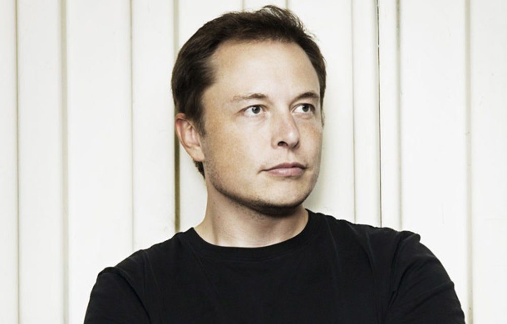 "Elon Musk says he's read thousands of books, but he really likes Douglas Adams' ""The Hitchhiker's Guide to the Galaxy."""