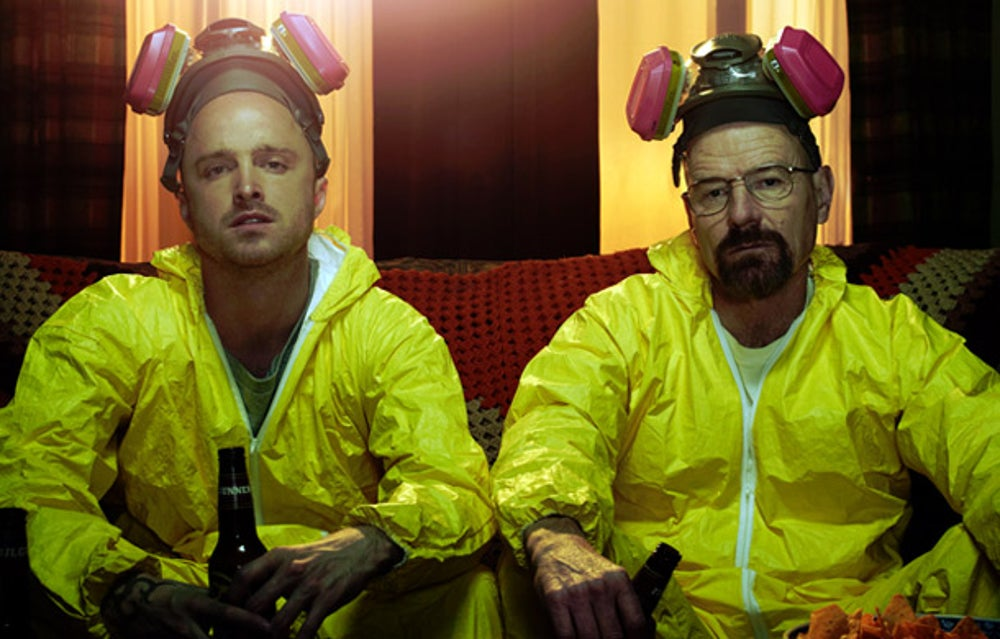 'Breaking Bad': Albuquerque, N.M.