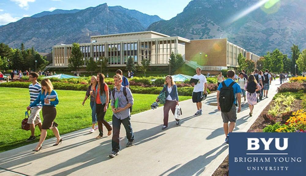 6. Brigham Young University