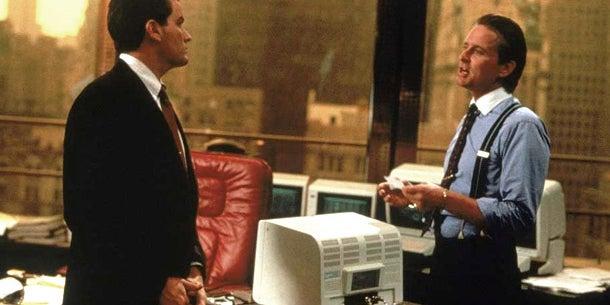 It's 'Wall Street'!