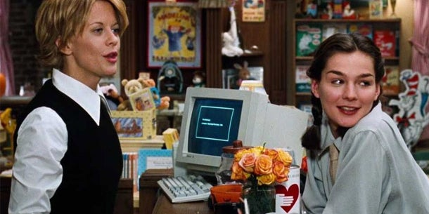 'You've Got Mail'!