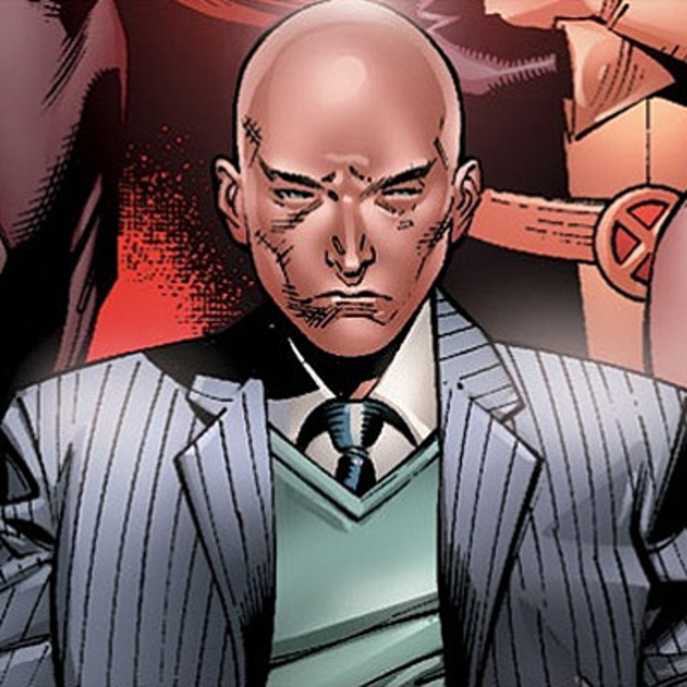 Charles Xavier of X-men