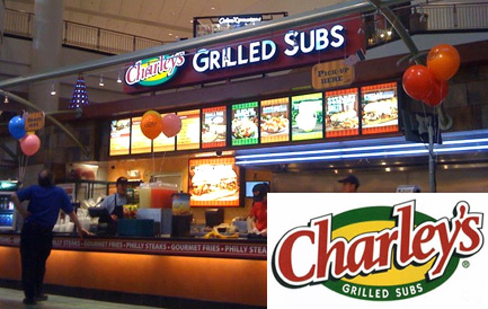 5. Charley's Grilled Subs