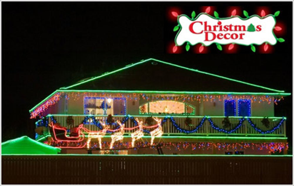 #7 Christmas Décor Inc.