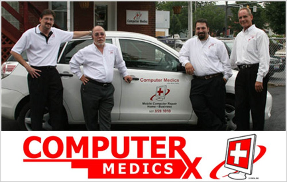 No. 7: Computer Medics of America Inc.