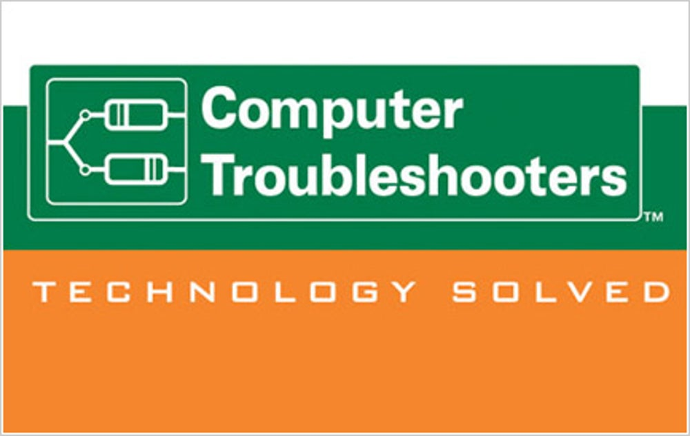 No. 3: Computer Troubleshooters