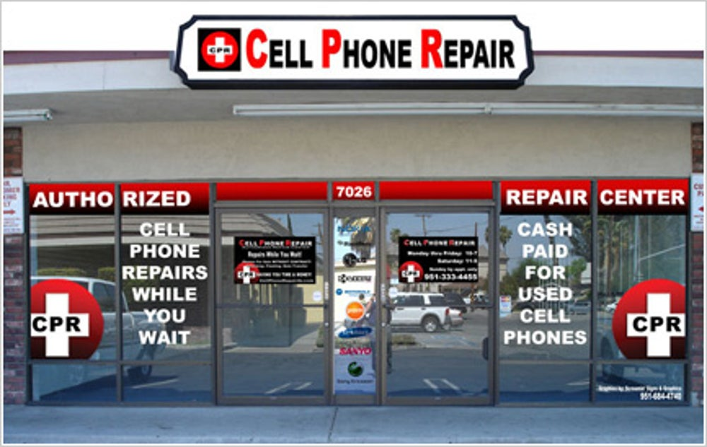 No. 5: CPR-Cell Phone Repair Inc.