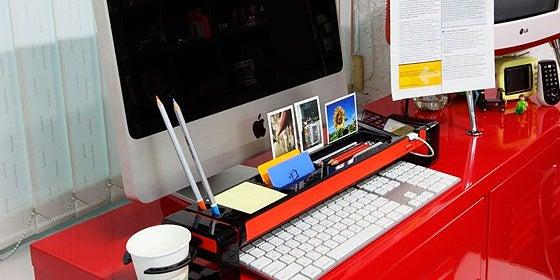8. Cyanics iStick Multifunction Desk Organizer