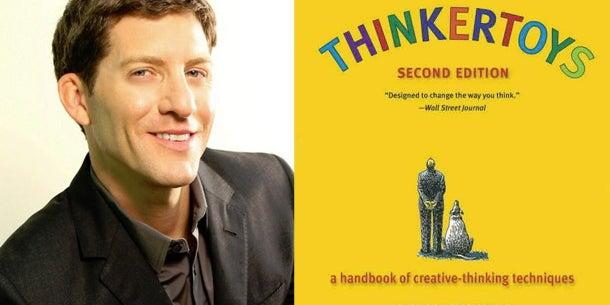 Dave Lavinsky: 'Thinkertoys' by Michael Michalko