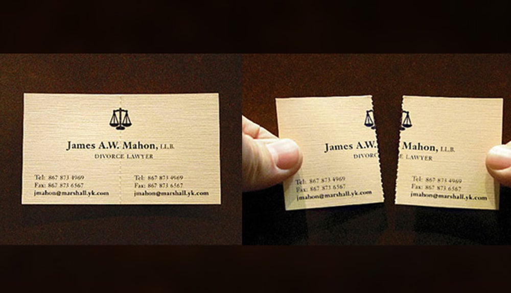 6. Divorce Attorney James A.W. McMahon