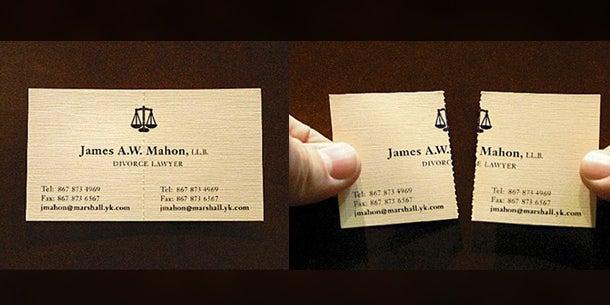 6. Divorce Attorney James A.W. McMahon