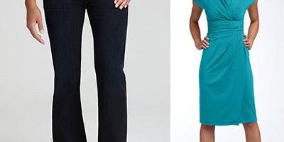 Nice jeans or fun dresses.