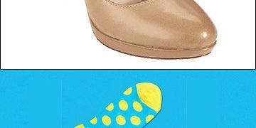 Functional footwear.