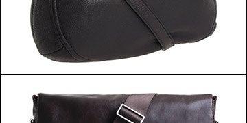 A basic handbag or briefcase.