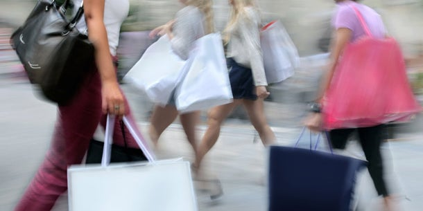Three shopping tips for entrepreneurs.
