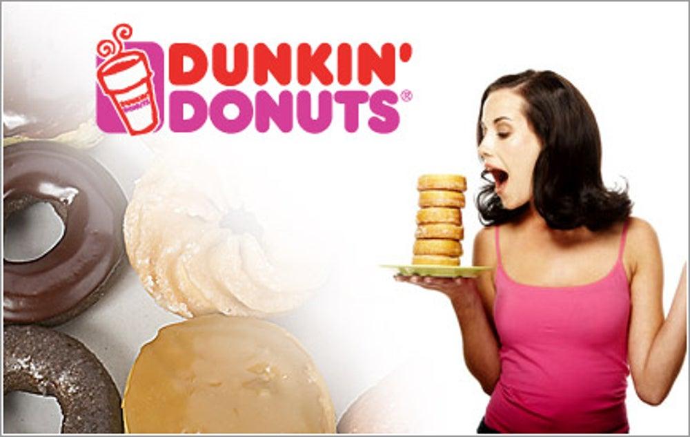 #7: Dunkin' Donuts