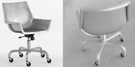 1. Emeco Sezz Swivel Chair